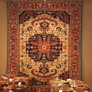 Atiyeh-Bros-Handmade-Rugs-Serapi-Rug